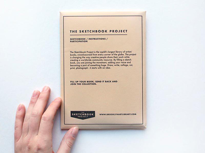 Brooklyn Art Library y Sketchbook Project, la celebración de la ilustración de moleskine