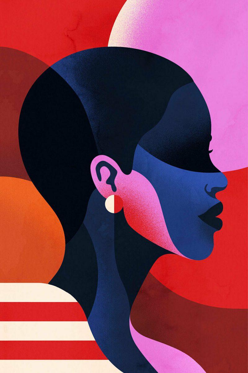 Colores, sombras y mucho té: Petra Eriksson, entre Estocolmo y Barcelona