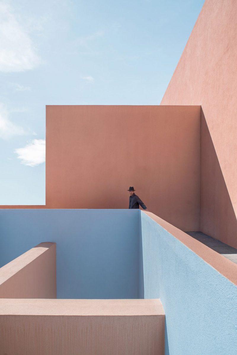 Fotografía arquitectónica: elegancia y austeridad en los paisajes urbanos de Minh T.