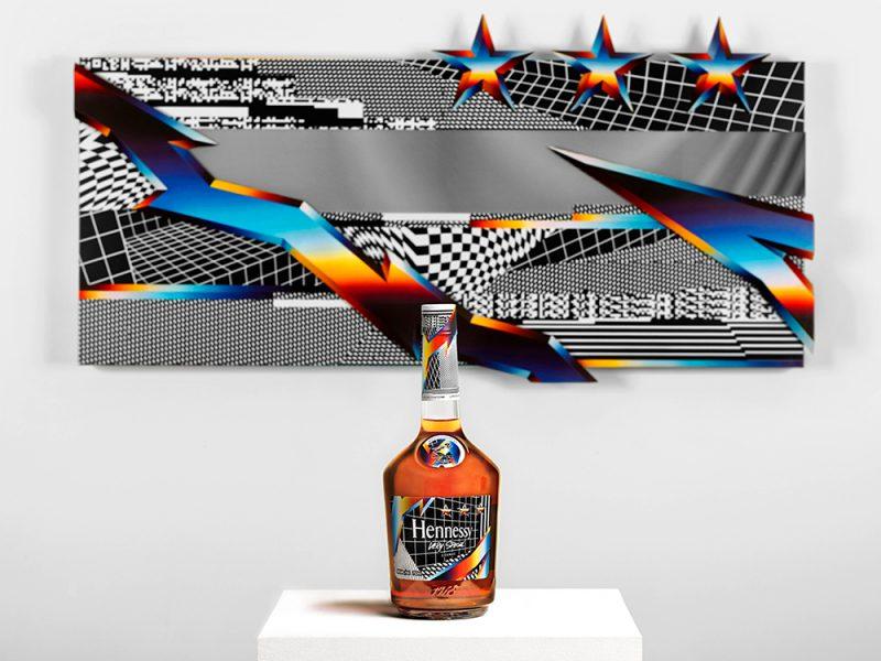 Hennessy: el packaging-expositor de Appartement 103 para celebrar el buen brandy