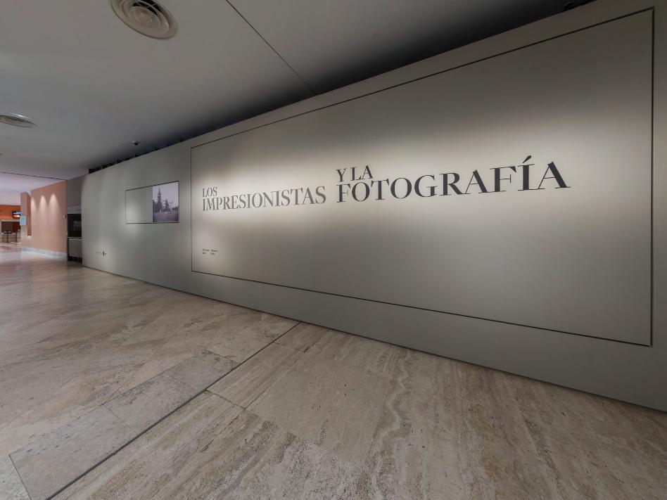 Los impresionistas y la fotografía, un paseo virtual por el Museo Nacional Thyssen-Bornemisza