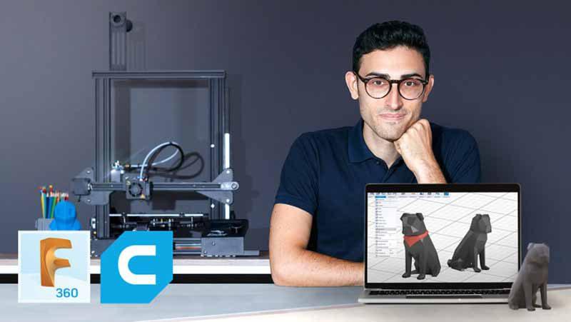 Introducción al diseño e impresión en 3D