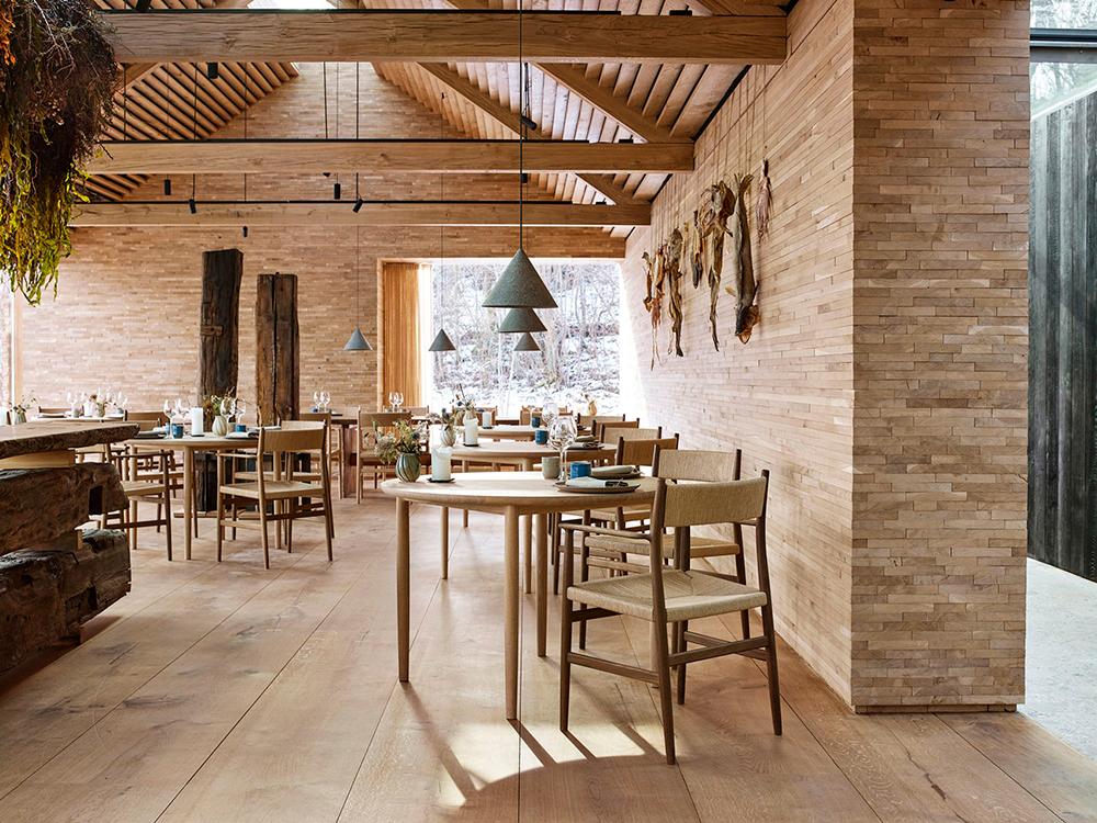 Cinco sitios para comer y disfrutar del buen diseño. La compleja tarea de diseñar un restaurante