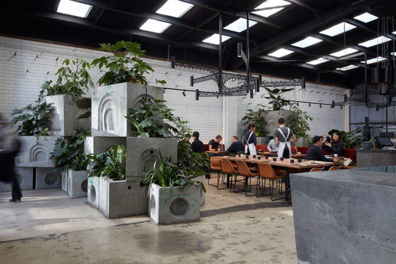 Project 281, de Splinter Society Architecture
