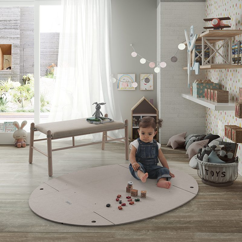 Cocoto, la minicuna de Ximo Roca que evoluciona junto al bebé