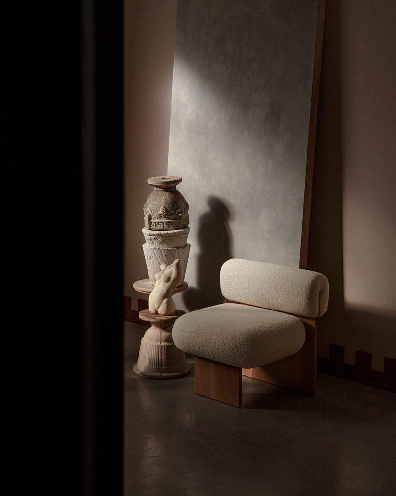 Diseño de mobiliario tasmano: Fomu presenta L'Art Lounge Chair