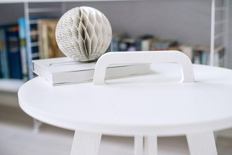 Element No.1, la mesa DIY de Simo Lahtinen. Sin herrajes ni herramientas