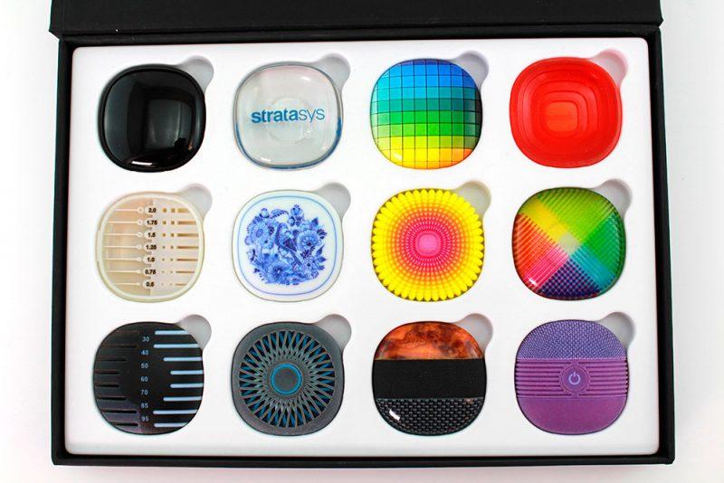 Impresión 3D CMF y diseño: un webinar de Stratasys imprescindible