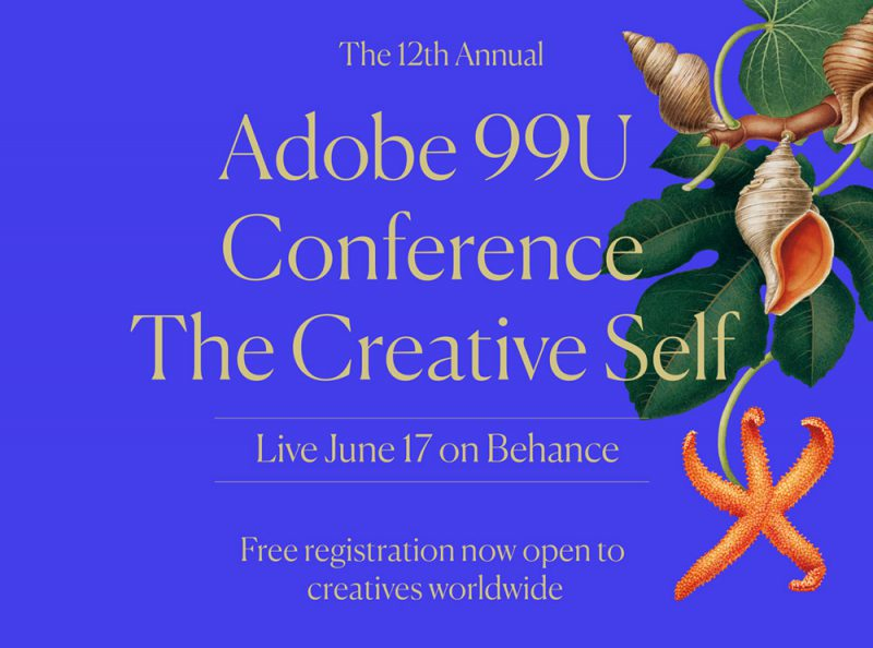 Adobe 99U Conference. The Creative Self