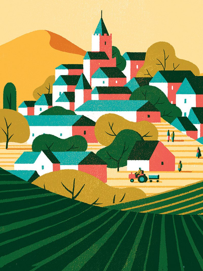 Collins desarrolla la identidad y el packaging del café Archer Farms