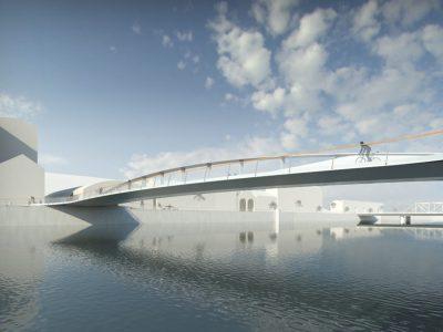 Diseñar puentes, vuelven las exposiciones a la Central de Diseño de Matadero Madrid
