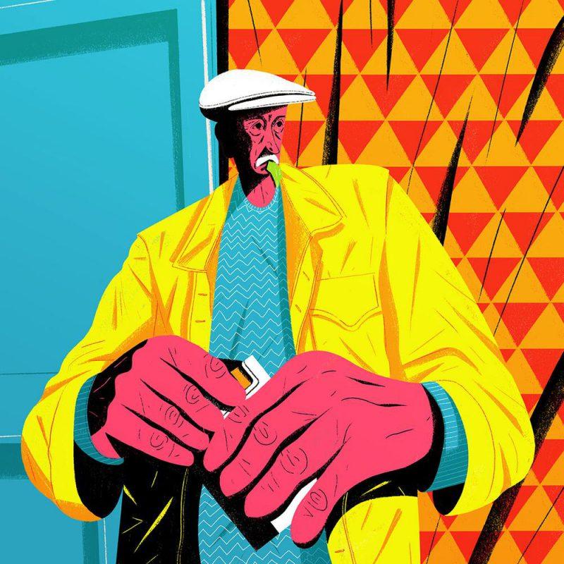 El figurativismo colorido de Cathal Duane. Ilustración irlandesa