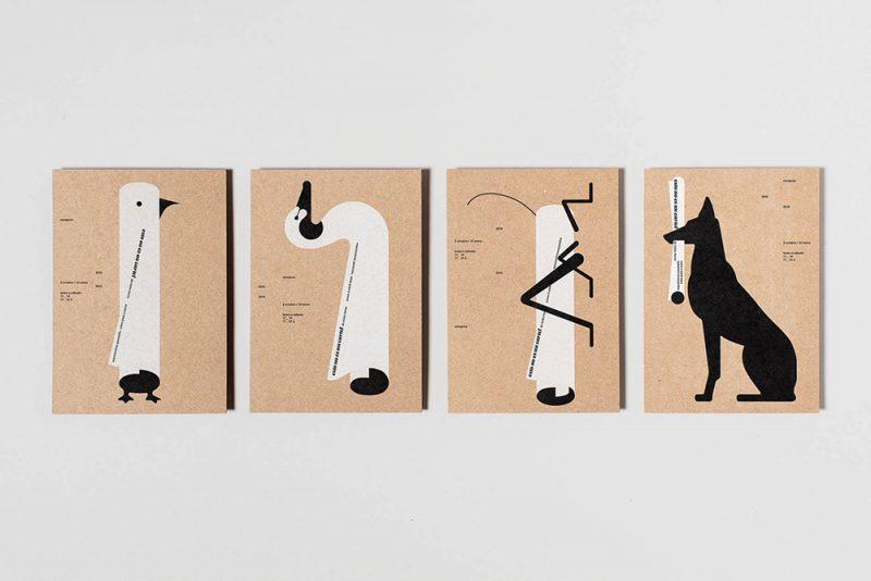 Esto no es un cartel. Exposición de Isidro Ferrer en el Palacio Quintanar de Segovia