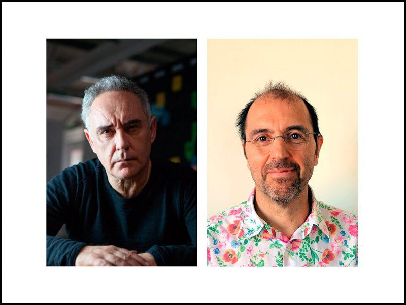 Ferran Adrià & Juli Capella: Retos del nuevo restaurante