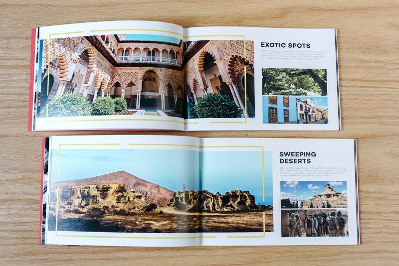 Fotogramas españoles. Sobre el proceso creativo y de producción de Spanish Frames. ©Carla Bonnet