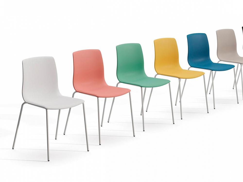 Noom 50, la apuesta para espacios de trabajo y hospitality de Alegre Design