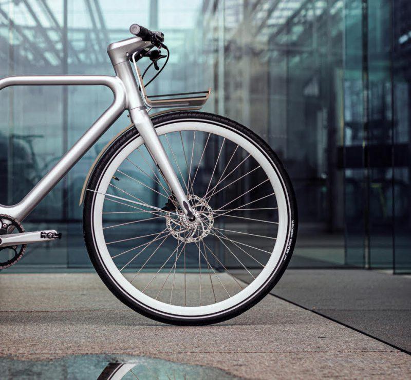 Angell, la e-bike inteligente ideada por un guru de Internet