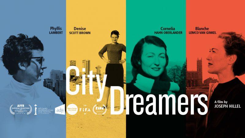 City Dreamers, arquitectura y planificación urbana