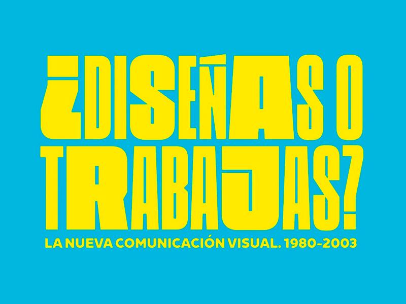 ¿Diseñas o trabajas? Un viaje por la historia del diseño español en el Museo del Diseño de Barcelona