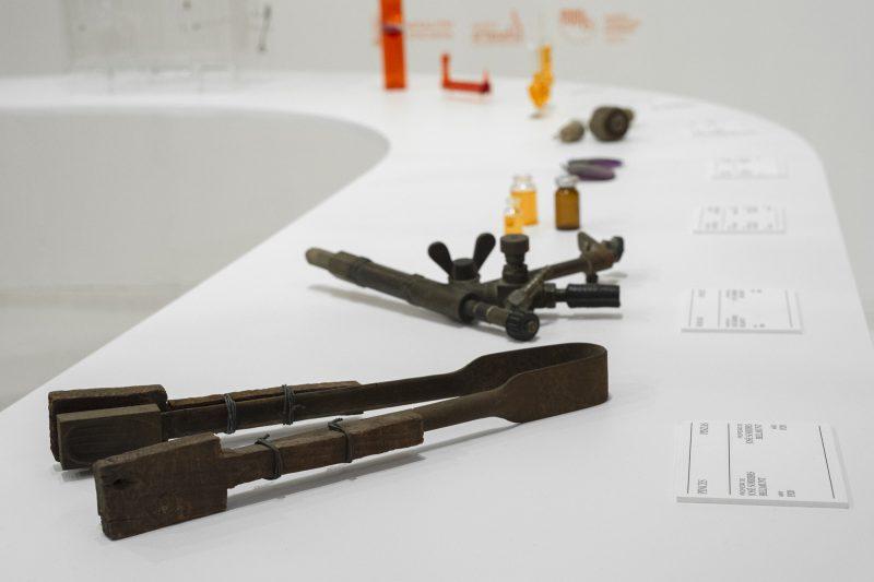 Exposición 100 años de artesanía en vidrio. Vidrio Sorribes, tres generaciones. 1920-2020