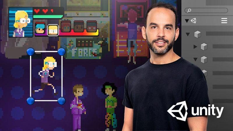 Introducción a Unity para videojuegos 2D