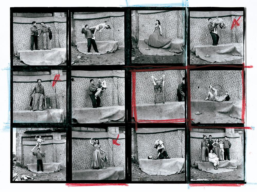 Basado en historias reales: un recorrido por los fondos de la colección de Foto Colectania