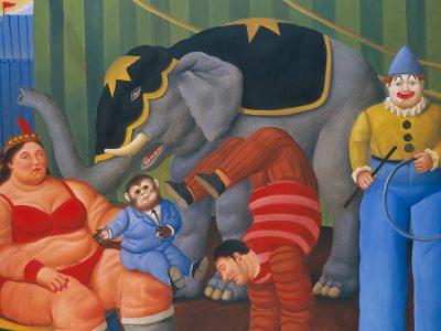 Botero. 60 años de pintura