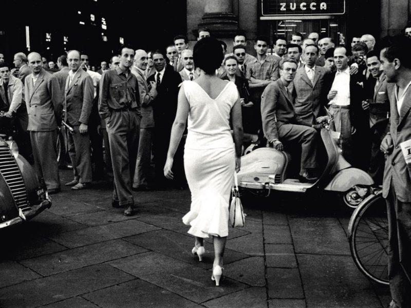 Entre el arte y la moda. Fotografías de la colección de Carla Sozzani