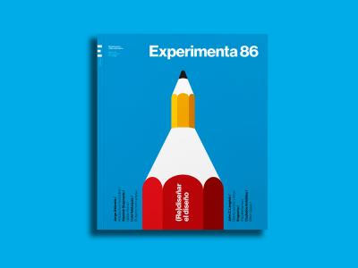 Bienvenidos a Experimenta 86: (Re)diseñar el diseño. Reflexión y acción para un mundo en permanente cambio.