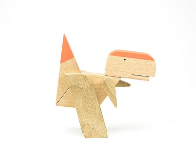 Game of Dinosaurs: los juguetes didácticos de ESNAF