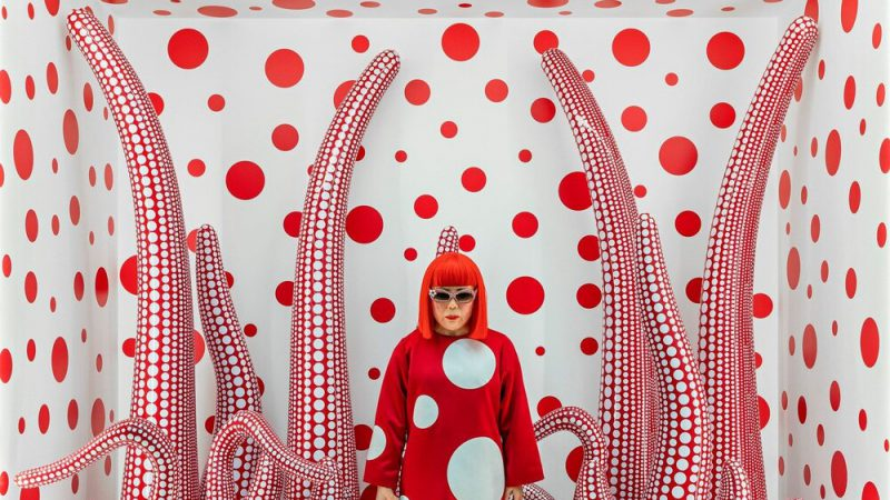 Kusama: Infinity, documental de Heather Lenz sobre Yayoi Kusama