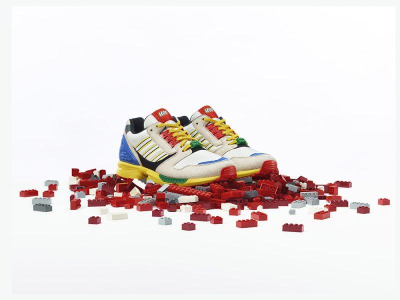 Lego y Adidas se unen para dar vida a una pieza de colección
