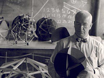 Richard Buckminster Fuller, vida y obra de un genio en el Espacio Fundación Telefónica