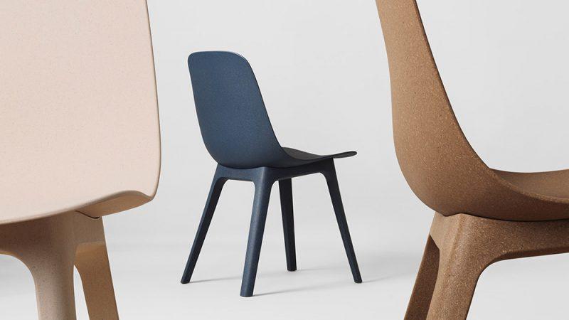 Odger, colección de sillas de Form us With Love para Ikea.