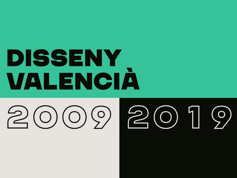 Una década de diseño valenciano en el Instituto Valenciano de Arte Moderno de Alcoy