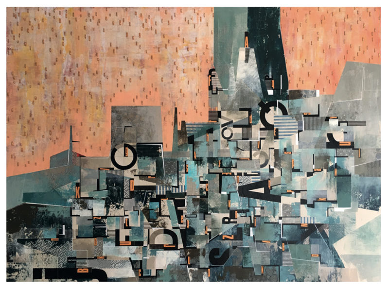 Arte en papel, gran exposición colectiva en Palacio Quintanar