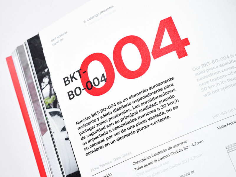 Diseño editorial de Anagrama: 15 años de BKT plasmados en un volumen impoluto