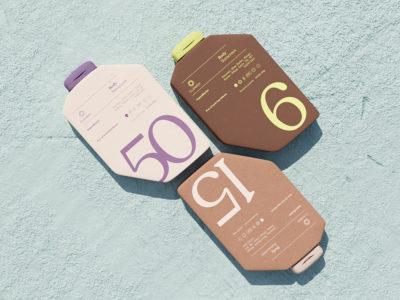 Eyla Llarena firma el branding y el packaging de un protector solar eco-friendly