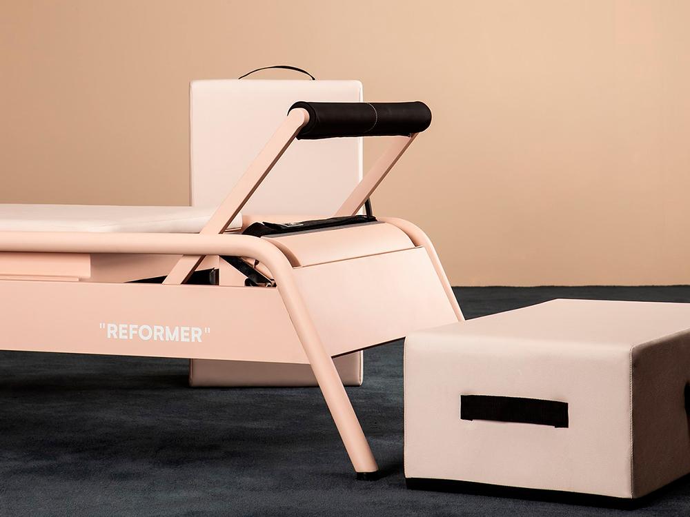El equipamiento para pilates de S2victor. Ejercicios de diseño