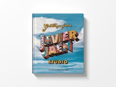 Greetings from Javier Jaén Studio, la imperdible antología de Javier Jaén