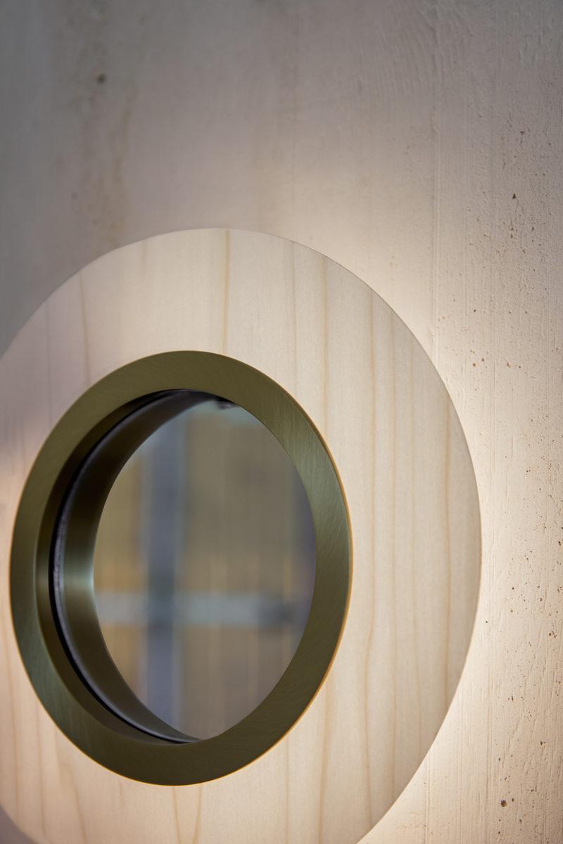 Lens, la colección de luminarias de Mut. Seis piezas memorables