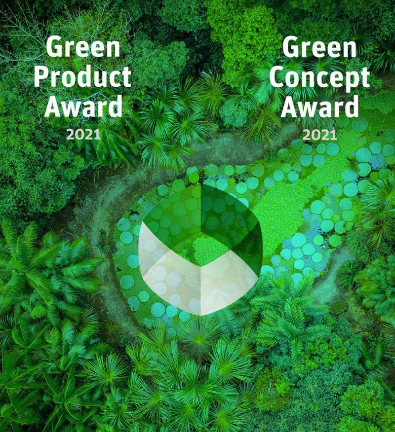 Llega una nueva edición de los Green Product Award y los Green Concept Award
