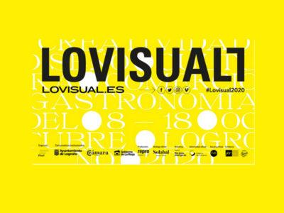 Lovisual 2020: el festival de diseño, cultura, comercio y gastronomía de Logroño