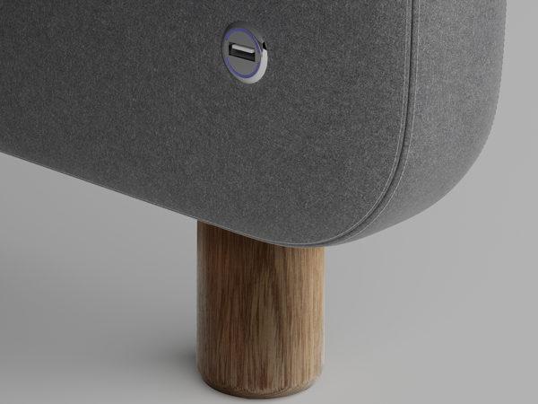 Wiz, el sistema de sofás modulares de Ximo Roca Diseño
