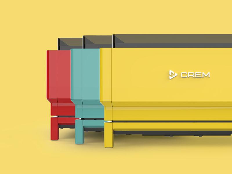 Delta de Oro categoría Complementos y Herramientas: EX3, de Nacar Design para Crem International Spain