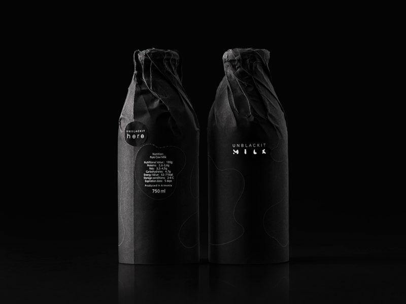 Unblackit: Backbone y un packaging brutal para marcar la diferencia