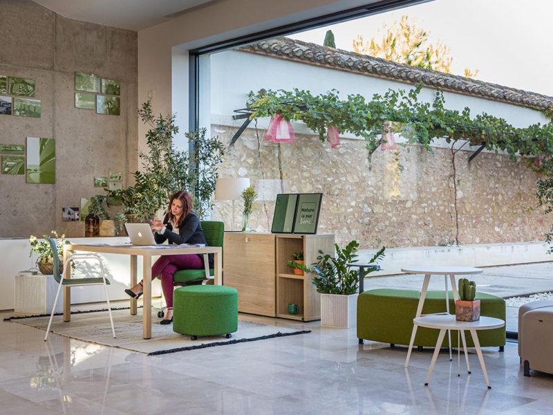 Actiu Store nace para llevar los espacios profesionales de trabajo al hogar