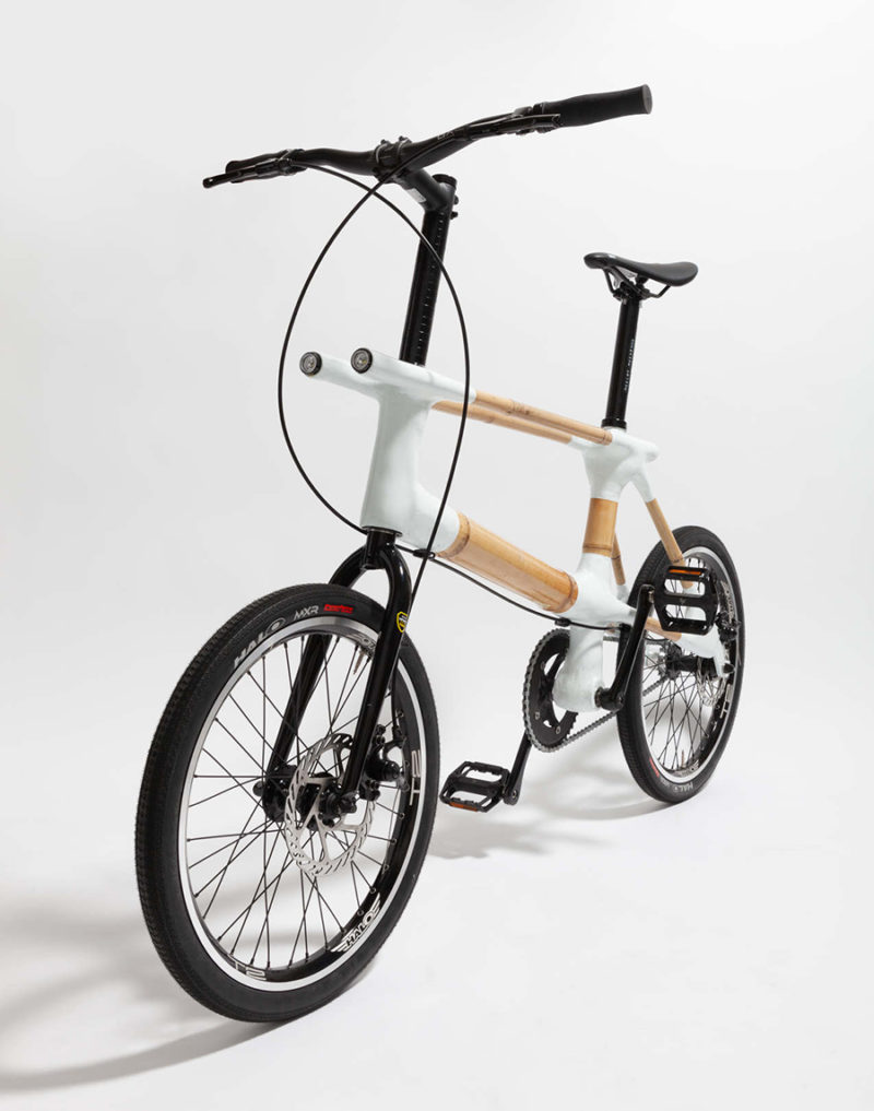 Bamboo Urban Mini Velo, de McCloy + Muchemwa