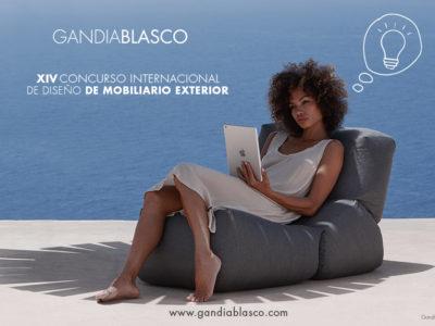 El XIV Concurso Internacional de Diseño de Mobiliario de Exterior de GandiaBlasco ya tiene ganadores