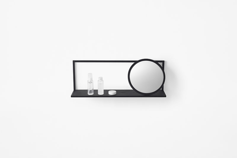 Frame, el sistema de espejos modulares de Nendo